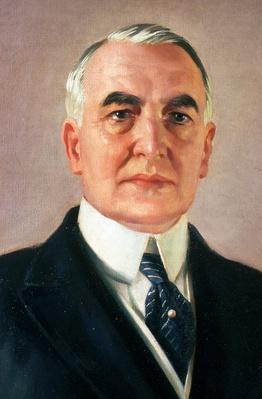 Warren G. Harding | American Presidential Portraits