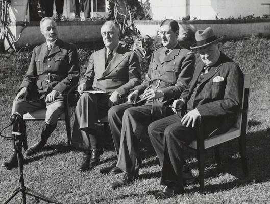 The Casablanca Conference | World War II