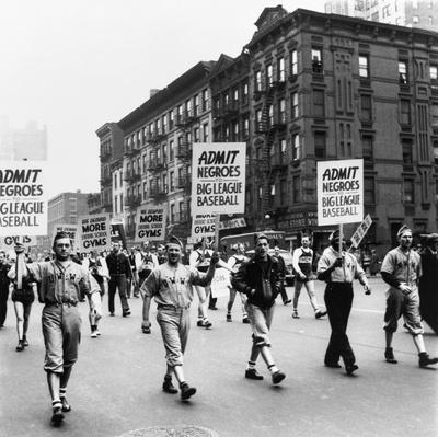 Baseball Players March | The 20th Century Since 1945: Civil Rights & the New Millennium