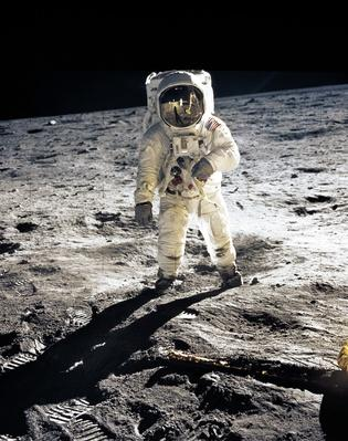 Astronaut Edwin E. Aldrin | NASA Missions and Milestones in Space Flight