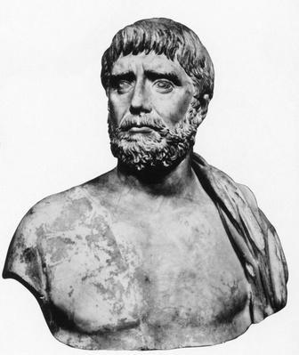 Thales of Miletus (c.624-c.546 BC) | Famous Mathematicians