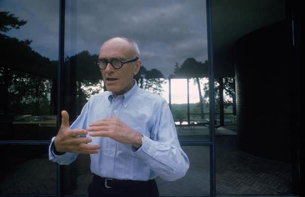 Philip Johnson | Famous Architects