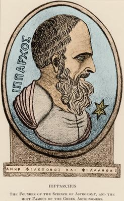 Hipparchus of Rhodes. (Enhancement of BD5199) | Pre-Industrial Revolution Inventors and Inventions