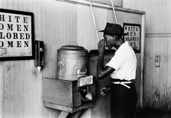 Segregated Water Fountain | Civility & Brutality | The 20th Century Since 1945: Civil Rights & the New Millennium