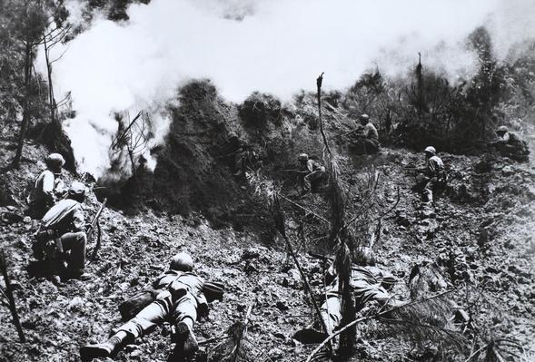 U.S. Marines in Okinawa | World War II