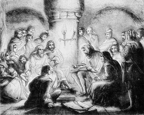 Secret Study of Wycliffe's Bible