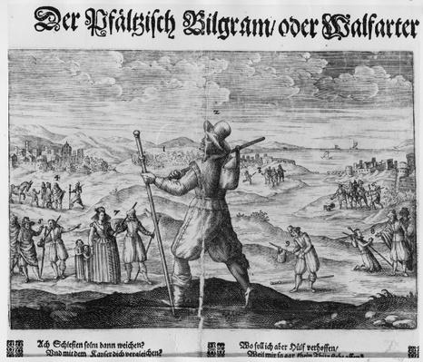 'The Pilgrim of Palatinate', Frederick V