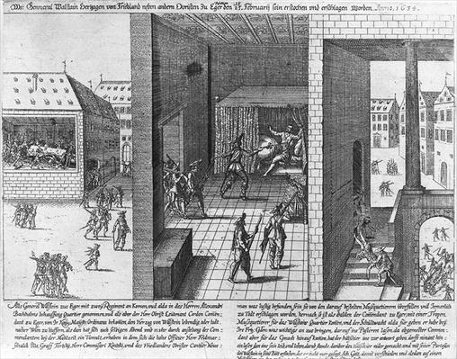 The Assassination of Albrecht Wallenstein