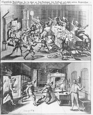 The Assassination of Albrecht von Wallenstein