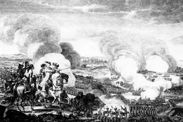 The Battle of Prague, Fought on the 6th May 1757