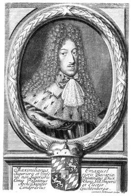 Maximilian II Emanuel