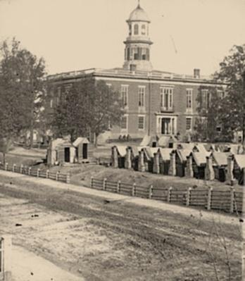 The 2nd Massachusetts Infantry In Atlantia, Ga | Ken Burns: The Civil War