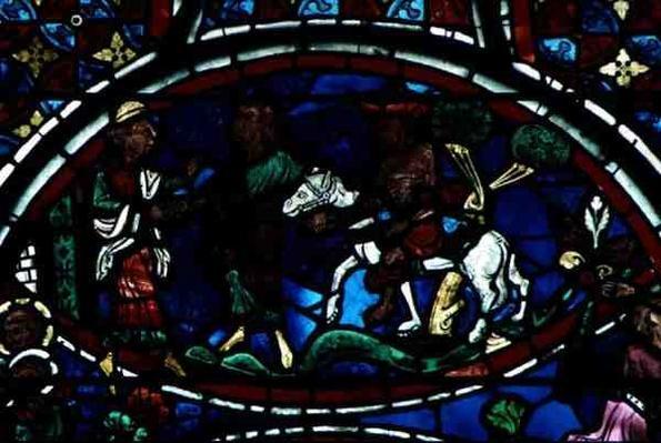 Good Samaritan, 13th century