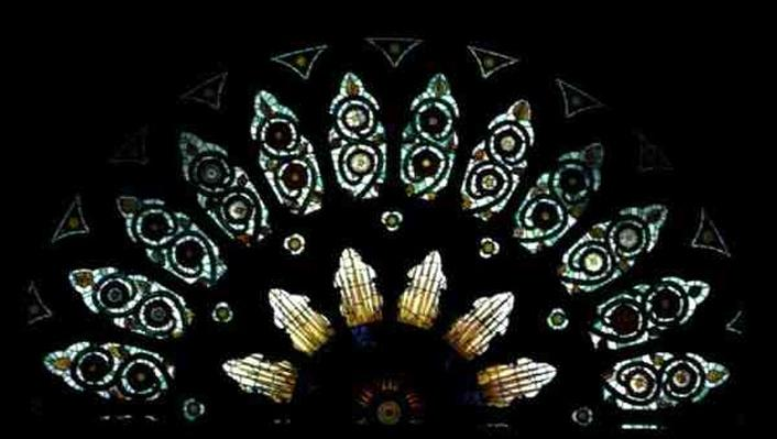 Rose window, 16th century