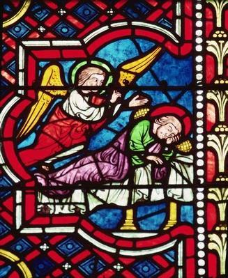 Joseph's Dream, 13th century
