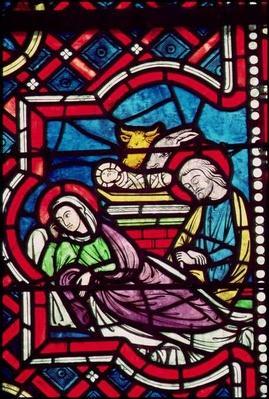 Nativity, 13th century