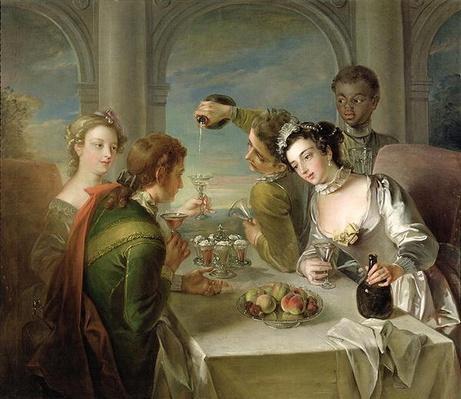 The Sense of Taste, c.1744-47