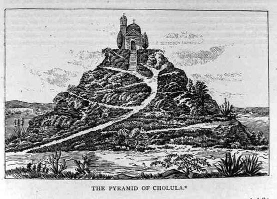 The Pyramid of Cholula