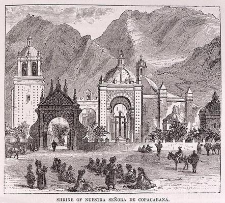 Shrine of the Nuestra Senora de Copacabana