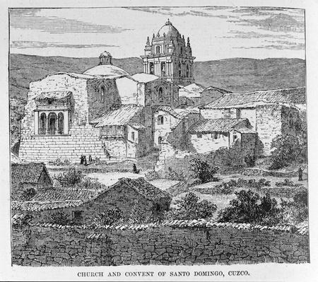 Church and Convent of Santo Domingo