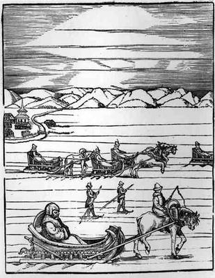 Sleigh Ride in Moscow