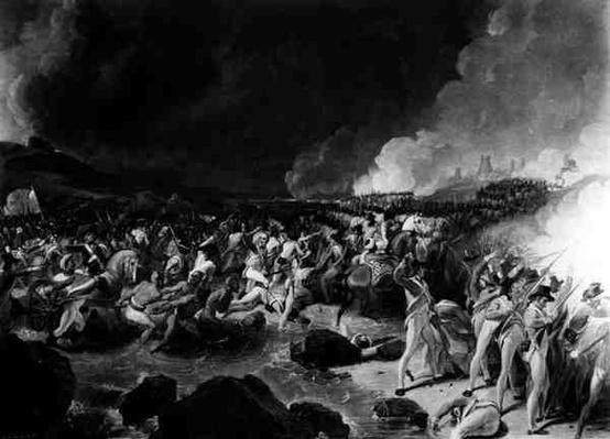 The Storming of Seringapatam, 4th May 1799