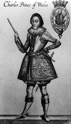 Charles I as Prince of Wales