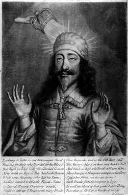 'Corruptibilem pro incorruptibile', ode to Charles I