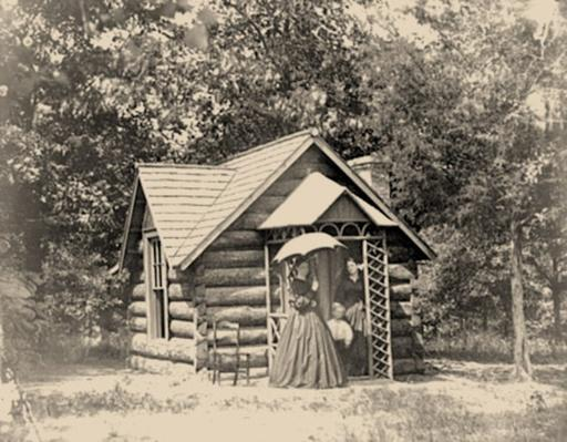 Cottage of Colonel Nathaniel Michler, US Engineers | Ken Burns: The Civil War