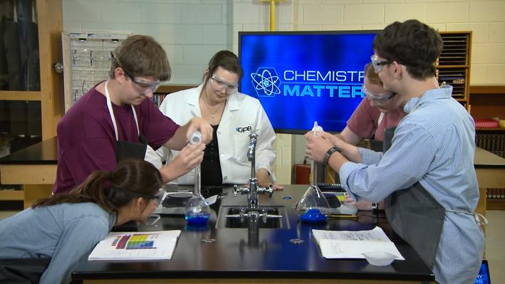 Unit 12: Segment G | Chemistry Matters