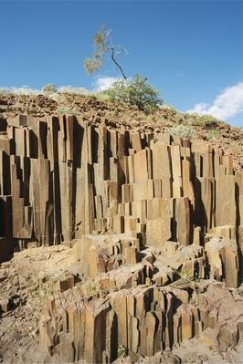 Namibia - the So-Called Organ Pipes | Earth's Surface
