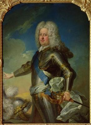 Portrait of Stanislas Lesczinski
