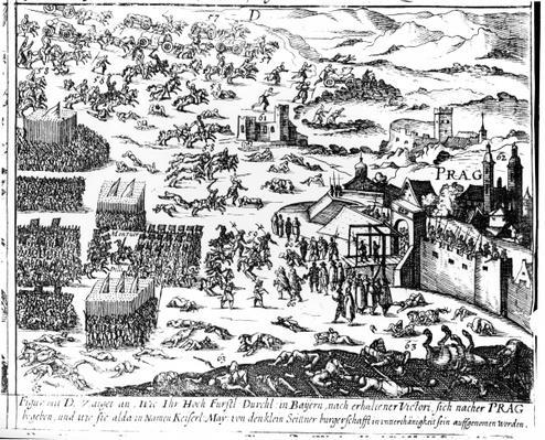 Defenestration of Prague, 1618