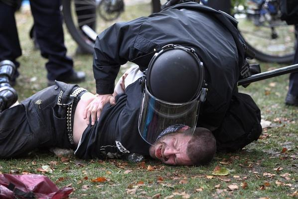 Occupy Denver Protesters Organize March | Civility & Brutality | The 20th Century Since 1945: Civil Rights & the New Millennium