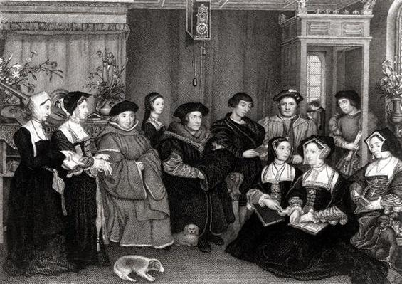 The Family of Thomas More
