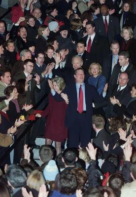 Gore Concedes, Bush is President-Elect | U.S. Presidential Elections: 2000