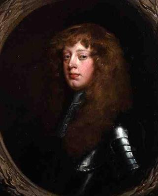 Portrait of the Duke of Richmond, in the original Sunderland frame