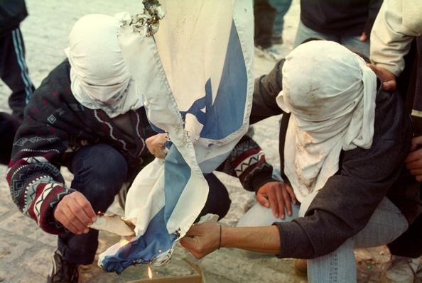 Israeli Undercover Subdue Rioters   Palestine-Israel Conflict