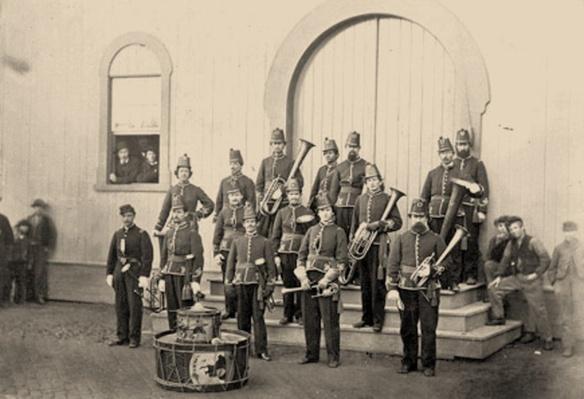 10th Veteran Reserve Corps Band | Ken Burns: The Civil War