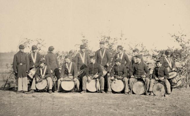 61st New York Infantry Drum Corps | Ken Burns: The Civil War