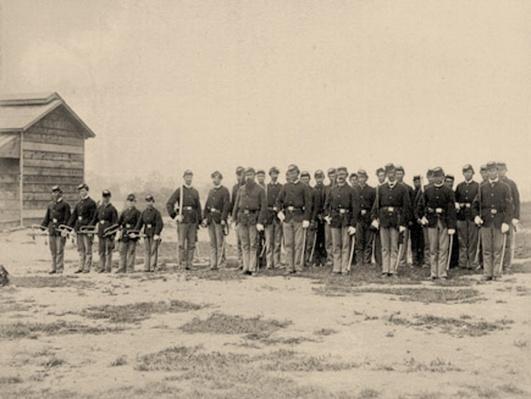 General Grant's Cavalry Escort | Ken Burns: The Civil War