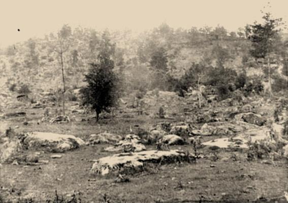 View of Little Round Top, Gettysburg | Ken Burns: The Civil War