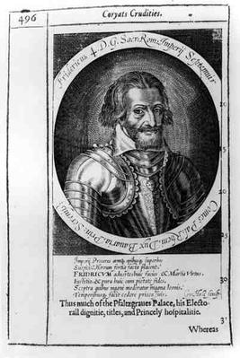 Portrait of Frederick IV
