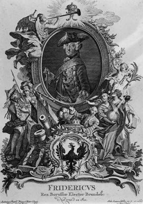 Portrait of Frederick II
