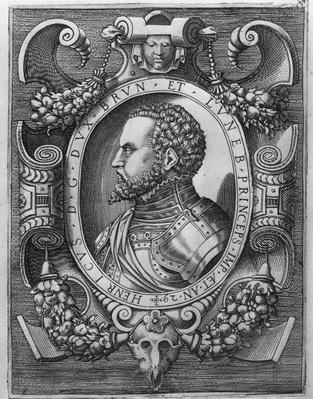 Portrait of Henry the Younger