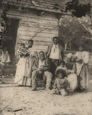 Five Generations On Smith's Plantation, Beaufort, South Carolina | Ken Burns: The Civil War