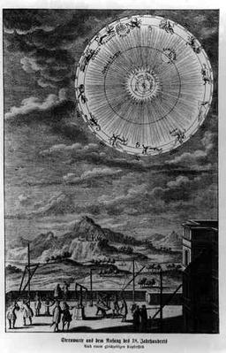 Star-Gazing at the Beginning of the 18th Century