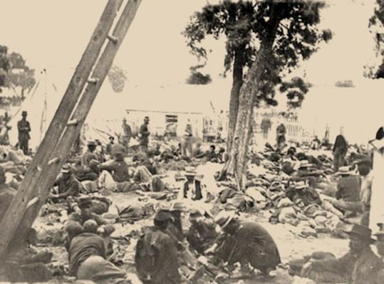 Field Hospital | Ken Burns: The Civil War