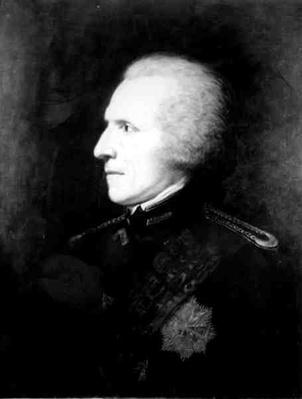 Portrait of Sir Benjamin Thompson