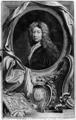 Portrait of Thomas Marquis of Wharton